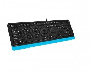 En ucuz A4 Tech FK10 Mavi Türkçe Q  USB Klavye Fiyatı