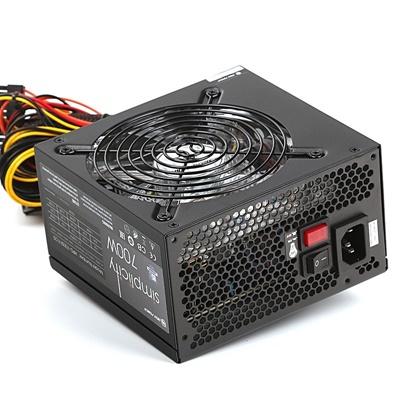High Power 600W  80+ Bronz  Güç Kaynağı