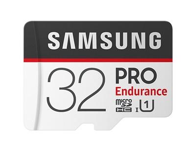 Samsung 32GB microSDHC Pro Endurance 100MB/s U1 Class 10 Hafıza Kartı (MB-MJ32GA/EU)