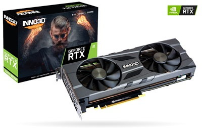 Inno3D GeForce RTX 2080 Super Twin x2 OC 8GB GDDR6 256 Bit Ekran Kartı