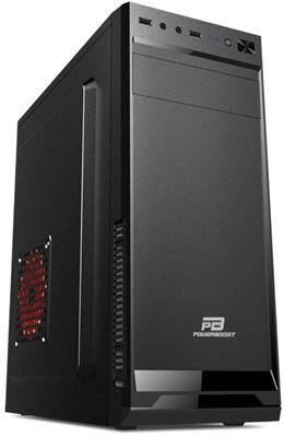 En ucuz PowerBoost VKA002S 250W USB 2.0 ATX Mid Tower Kasa  Fiyatı