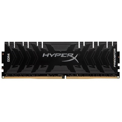 Kingston 8GB Predator Siyah 3000mhz CL15 DDR4  Ram (HX430C15PB3/8)