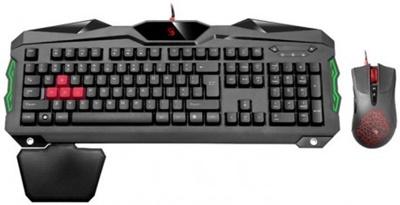 En ucuz A4 Tech Bloody B2100 Gaming Klavye + Mouse Set   Fiyatı