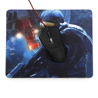 TX Future Battles TXACMPAD040 Small Gaming MousePad