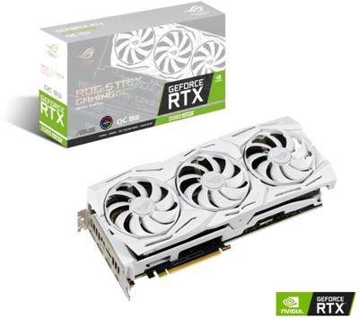 En ucuz Asus GeForce RTX2080 Super Rog Strix White Edition Gaming 8GB GDDR6 256 Bit Ekran Kartı Fiyatı