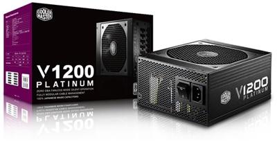 Cooler Master 1200W Vanguard 80+ Platinum Full Modüler Güç Kaynağı