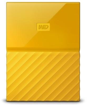 WD 2TB My Passport Sarı USB 3.0 2,5 (WDBS4B0020BYL-WESN) Taşınabilir Disk