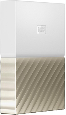 WD 3TB My Passport Ultra Gold Worldwide USB 3.0 3,5 (WDBFKT0030BGD-WESN) Taşınabilir Disk