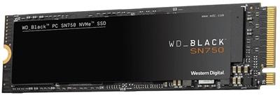 WD 2TB Black SN750 NVMe Okuma 3400MB-Yazma 2900MB M.2 SSD (WDS200T3X0C)