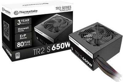 Thermaltake 650W TR2 S Serisi 80+  Güç Kaynağı