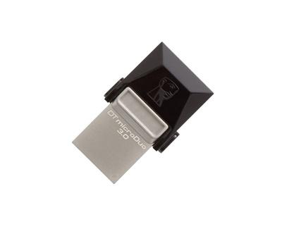 Kingston 64GB DT MicroDuo USB 3.0 DTDUO3/64GB USB Bellek