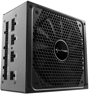 Sharkoon 650W SilentStorm Cool Zero 80+ Gold Tam Modüler Güç Kaynağı