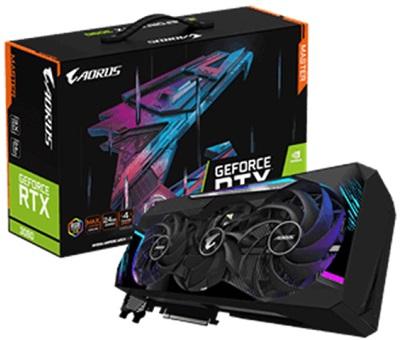 Gigabyte GeForce RTX 3080 Aorus Xtreme 10G 10GB GDDR6X 320 Bit Ekran Kartı