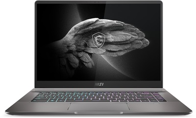 MSI Creator Z16 A11UET-099TR i9-11900H 32GB 2TB SSD 6GB RTX3060 Max-Q 16 Windows 10 Oyuncu Laptop