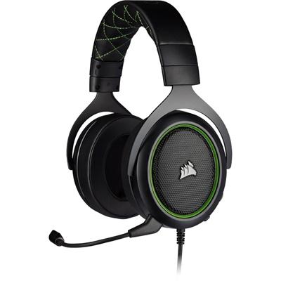Corsair HS50 Pro Stereo Yeşil Gaming Kulaklık