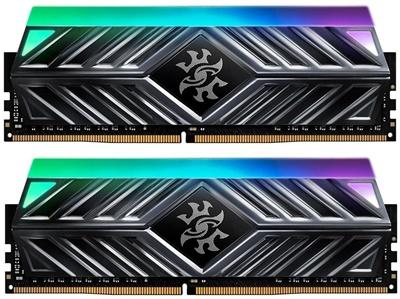 En ucuz XPG 16GB(2x8) Spectrix D41 RGB 3000mhz CL16 DDR4  Ram (AX4U300038G16A-DT41) Fiyatı