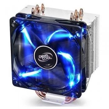 En ucuz Deep Cool Gammaxx 400 120 mm Mavi Led Fan Intel-AMD Uyumlu Hava Soğutucu  Fiyatı