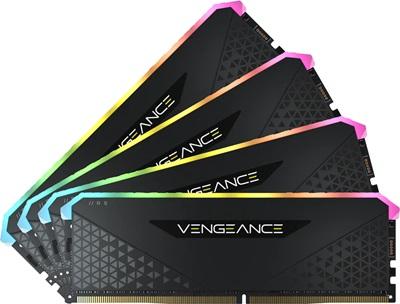 Corsair 32GB(4x8) Vengeance RGB RS 3200mhz CL16 DDR4  Ram (CMG32GX4M4E3200C16)