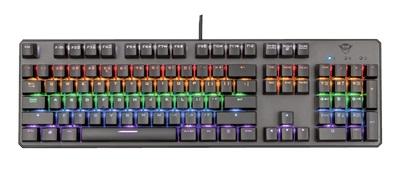 Trust GXT865 Asta Led Mekanik Gaming Klavye