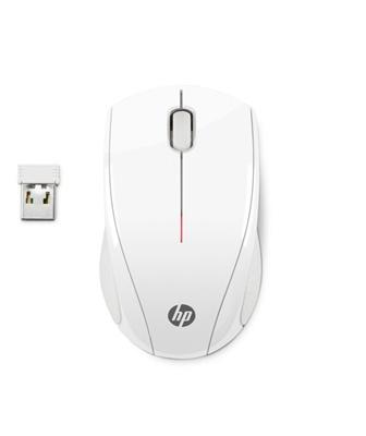 En ucuz HP X3000 Beyaz  Kablosuz Mouse Fiyatı