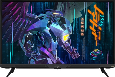 "Gigabyte 43"" FV43U 1ms 144hz HDMI,DisplayPort 4K Gaming Monitör"
