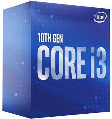 Intel Core i3 10105 3.70 Ghz 4 Çekirdek 6MB 1200p 14nm İşlemci