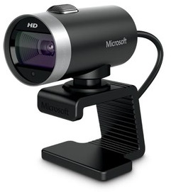 Microsoft LifeCam Cinema For Business Webcam (6CH-00002)