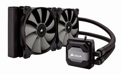 Corsair Hydro Series H110i 280 mm Intel-AMD Uyumlu Sıvı Soğutucu
