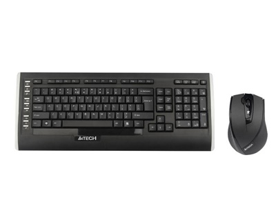 En ucuz A4 Tech 9300F Türkçe Q  Kablosuz Klavye + Mouse Set Fiyatı