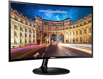 "Samsung 27"" LC27F390FHMXUF 4ms 60hz HDMI,VGA FreeSync Curved Monitör"