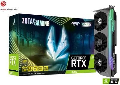 Zotac GeForce RTX 3080 Ti AMP HOLO 12GB GDDR6X 384 Bit Ekran Kartı