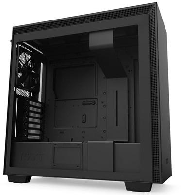 NZXT H710 Tempered Glass Siyah USB 3.1 ATX Mid Tower Kasa