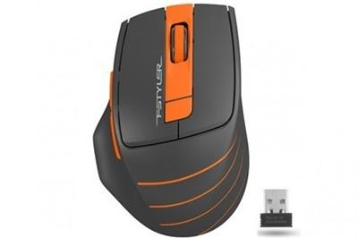 En ucuz A4 Tech FG30 Turuncu Kablosuz Mouse   Fiyatı