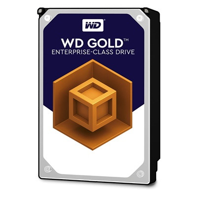 WD 10TB Gold 256MB 7200rpm (WD101KRYZ) NAS Diski