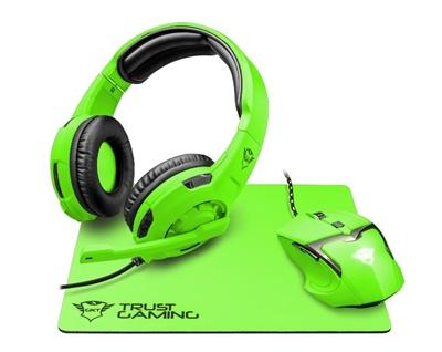 En ucuz Trust GXT 790SG Spectra 22463 Gaming Kulaklık + Mouse + MousePad Set   Fiyatı