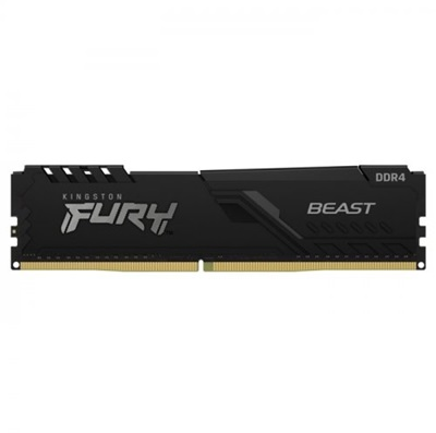 Kingston 8GB Fury Beast 2666mhz CL16 DDR4  Ram (KF426C16BB/8)