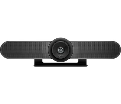 Logitech MeetUp 4K Ultra HD ConferenceCam (960-001102)