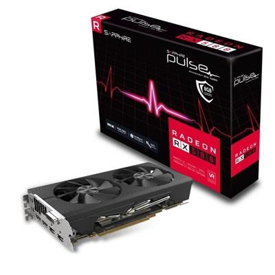 En ucuz Sapphire Radeon RX580 Pulse OC 8GB GDDR5 256 Bit Ekran Kartı Fiyatı
