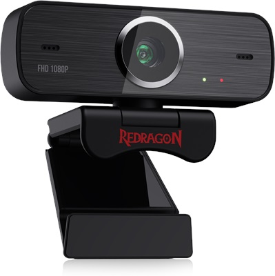 Redragon HITMAN GW800 1080P HD Webcam