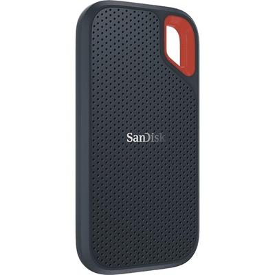 En ucuz Sandisk 250GB Extreme Okuma 550MB-Yazma 340MB USB 3.1 Taşınabilir SSD (SDSSDE60-250G-G25) Fiyatı