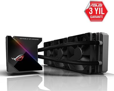 En ucuz Asus ROG Ryujin RGB 360 mm Intel-AMD Uyumlu Sıvı Soğutucu  Fiyatı