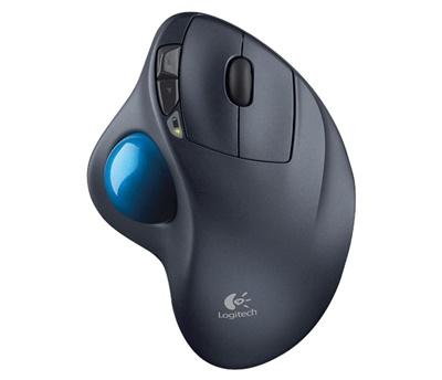 En ucuz Logitech M570 Siyah TrackBall Kablosuz Mouse (910-001882) Fiyatı