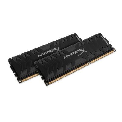 Kingston 32GB (2x16) Predator Siyah 3000mhz CL15 DDR4 Ram (HX430C15PB3K2/32)