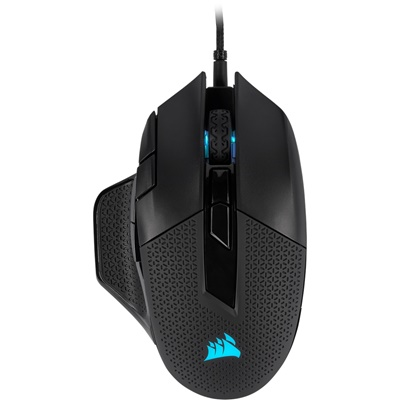 En ucuz Corsair Nightsword RGB FPS/MOBA Siyah Optik Gaming Mouse  Fiyatı
