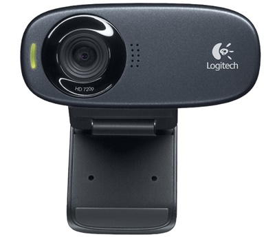 Logitech C310 HD Webcam (960-001065)