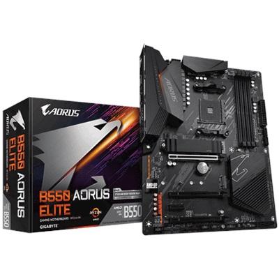 En ucuz Gigabyte B550 Aorus Elite 4000mhz(OC) RGB M.2 AM4 ATX Anakart Fiyatı