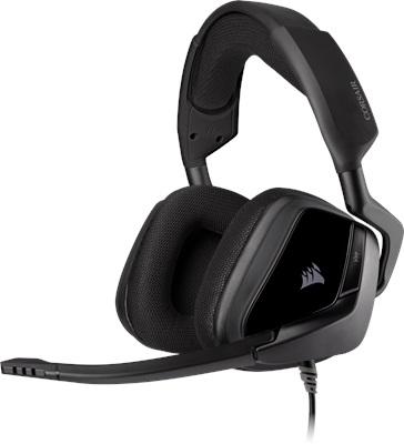 Corsair Void Elite Stereo Carbon Siyah Gaming Kulaklık