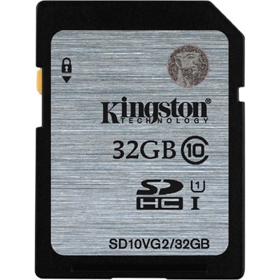 En ucuz Kingston 32GB SDHC UHS-I Class 10 (SD10VG2/32GB) Fiyatı
