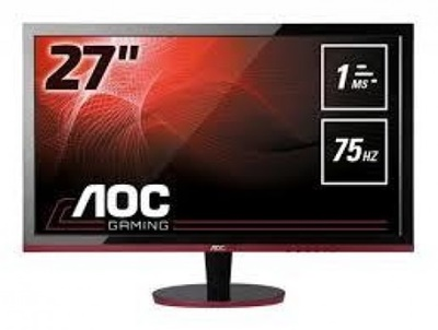"Aoc 27"" G2778VQ 1ms 75hz D-Sub,DPPort,HDMI FreeSync Gaming Monitör"