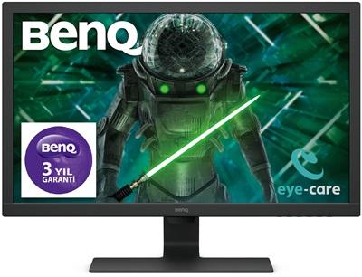 "BenQ 27"" GL2780 1ms 75hz HDMI,DVI,D-Sub,DisplayPort Gaming Monitör"